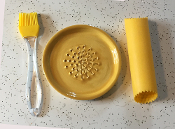 Sunshine Yellow Grater Kit